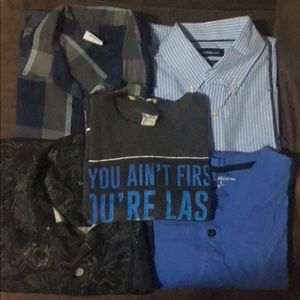 Other - Men's size small shirt/top lot